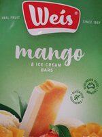 Weis mango & ice cream bar - Product - en