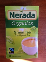 Green Tea Pure Organic Tea - Product
