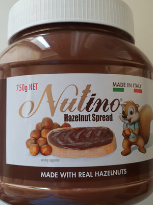 Nutino Hazelnut Spread - Product - en