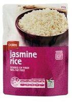 Jasmine Microwave Rice - Product - en