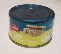 Tuna sandwich style in brine - Product