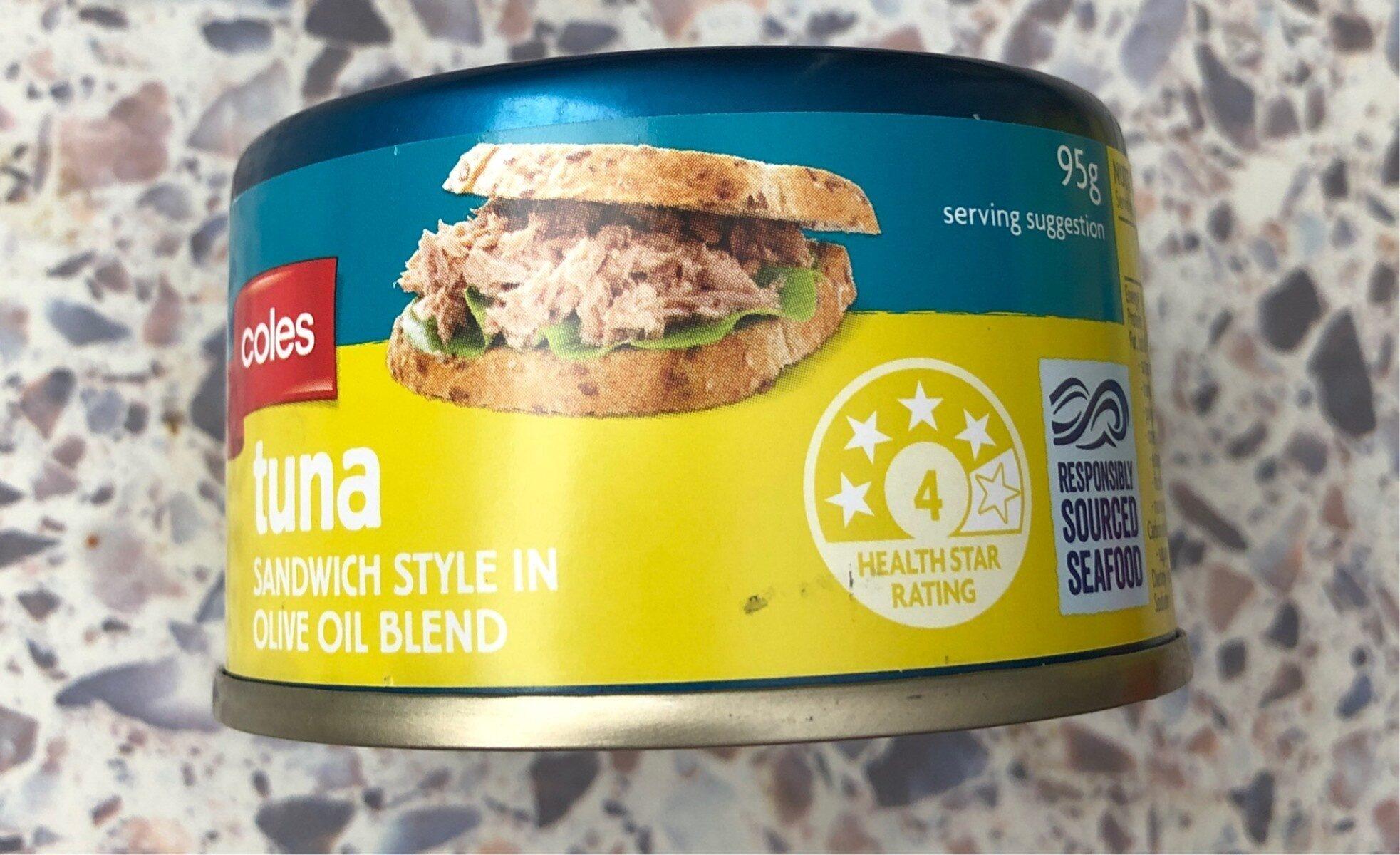 Tuna - Product - en