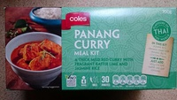 Panang curry meal kit - Product