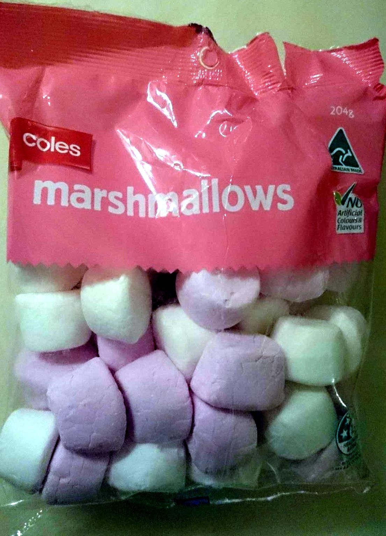 Marshmallows - Product - en