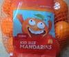 Kid Size Mandarins - Produit
