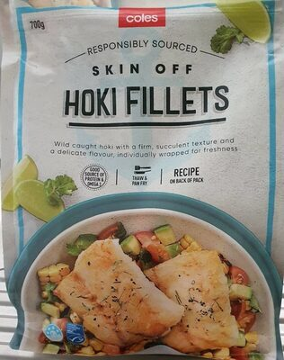 Hoki Fillets - Product - en