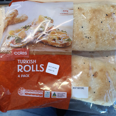 Turkish Rolls 4 Pack - Product