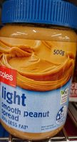 Light Smooth Peanut Spread 30% Less Fat - Produkt - en