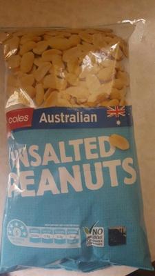 Australian Unsalted Peanuts - Product - en
