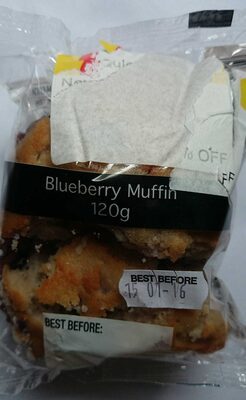 Coles Blueberry Muffins - Product