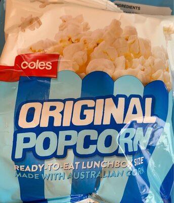 Original Popcorn - Prodotto - en