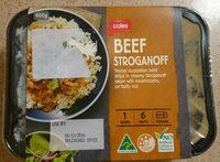 Beef stroganoff - Product - en