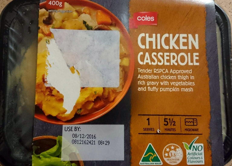 Chicken Casserole - Product - en