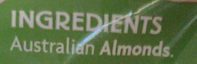 Almonds - Ingredients - de