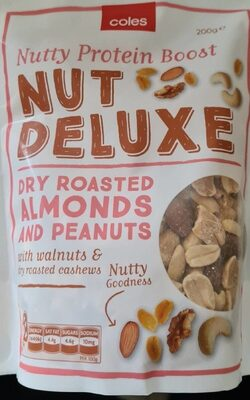 Nutty Protein Boosy - Product - en