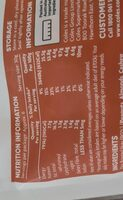 Nutty Protein Boosy - Nutrition facts - en