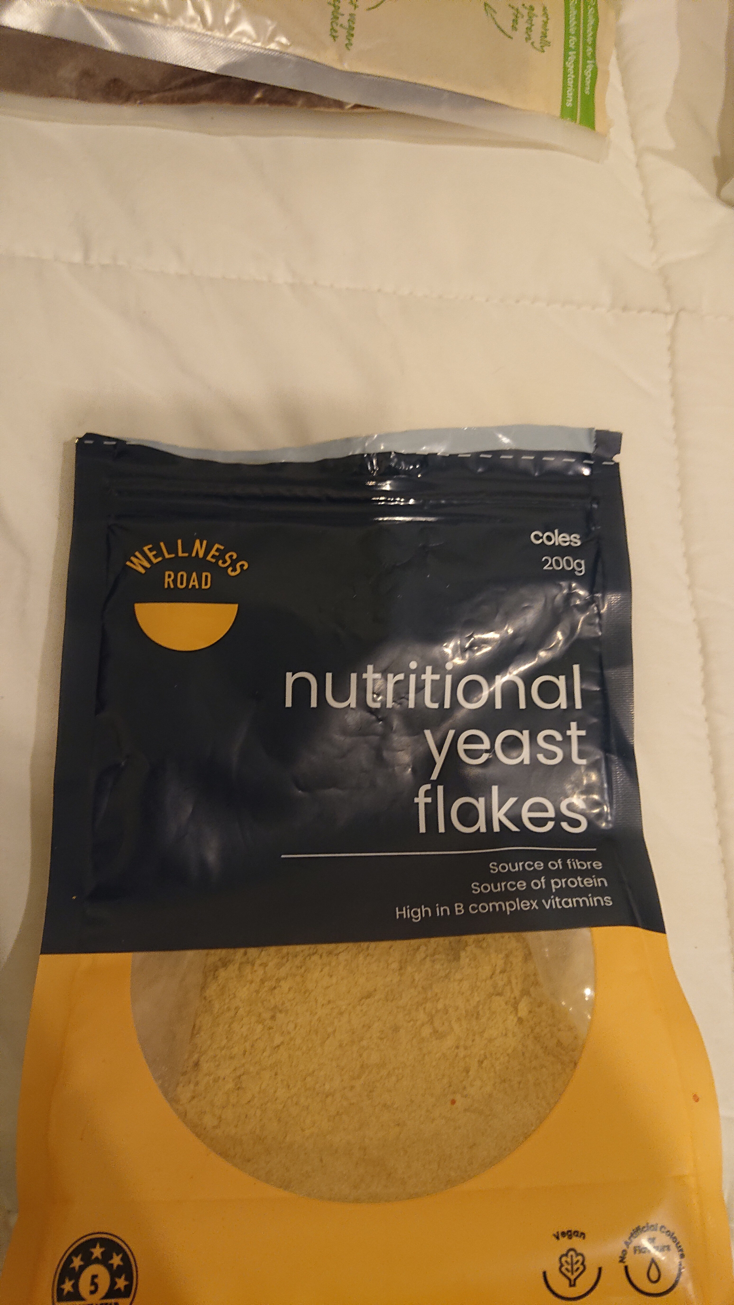 nutritional yeast flakes - Product - en