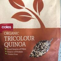 Tricolour quinoa - Product