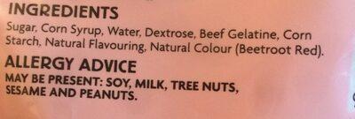 Mini Mallows - Ingredients - en