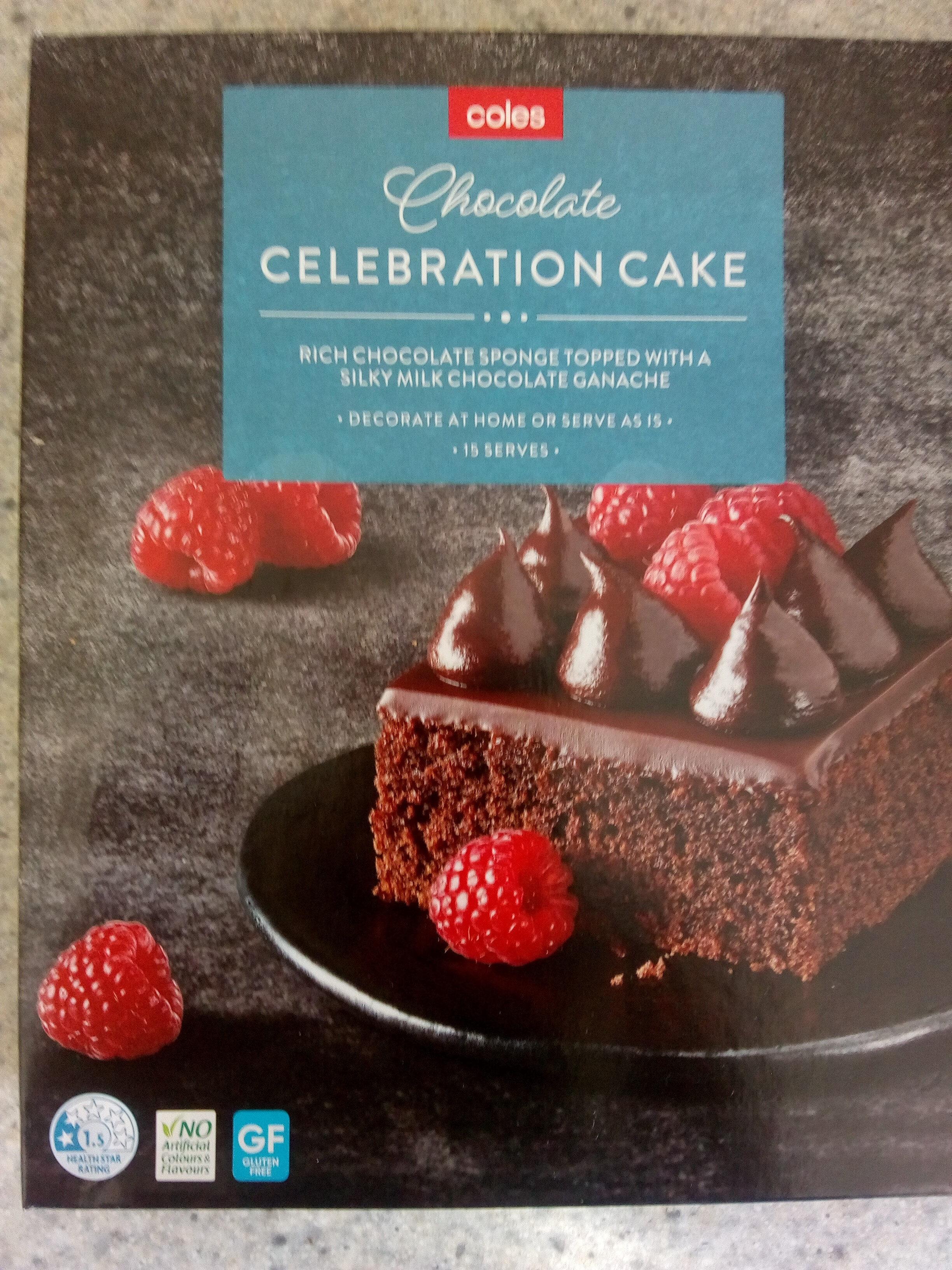 Chocolate Celebration Cake - Product - en