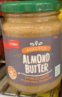 Almond butter roasted - Product - en