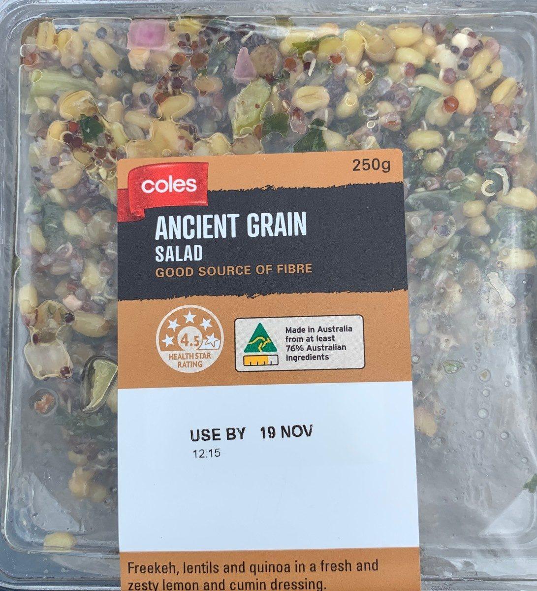 Salad ancien grain - Product - en