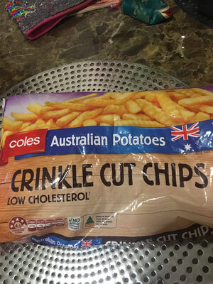 Crinkle Cut Chips - Product - en