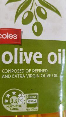 olive oil - Ingrédients - en