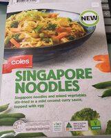 Singapore Noodles - Product - en