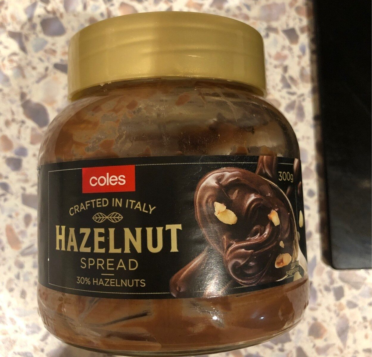 Hazenut spread - Product - en