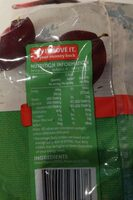 Pitted prunes - Nutrition facts - en