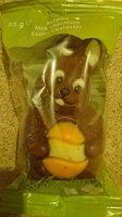 Belgian Milk Chocolate Easter Chocolate - Product - en