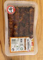 10 kebabs - Product - en