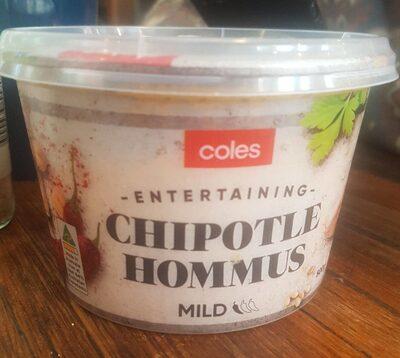 Entertaining Chipotle Hommus - Product - en