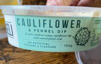 Cauliflower and fennel dip - Product - en