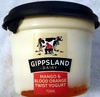 Mango & Blood Orange Twist Yoghurt - Product