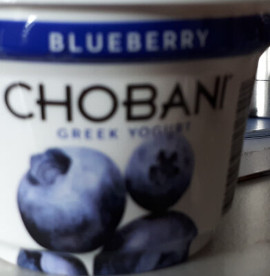 Blueberry Greek Yogurt - Product