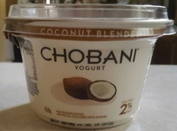Chobani Yogurt - Product - en