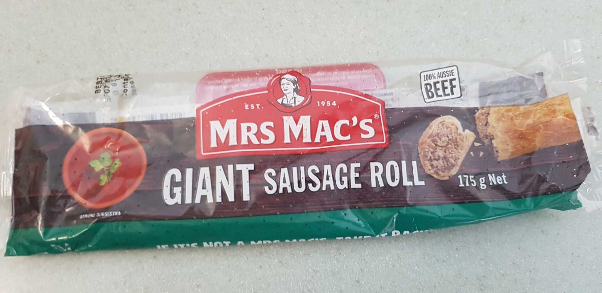 Giant Sausage Roll - Product - en