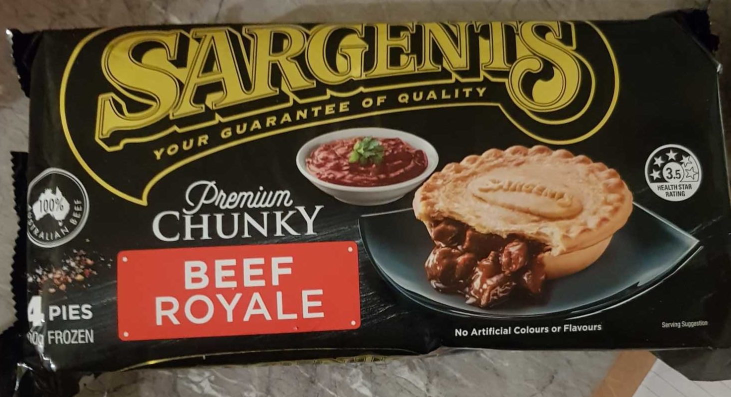 Premium Chunky Beef Royale - Product - en