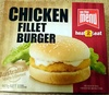Chicken fillet burger - Product