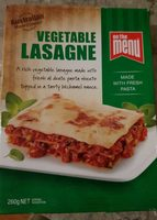 Vegetable Lasange - Product