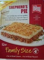Shepherd's pie - Product - en