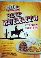 Beef Burrito - Product - en