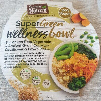Super Green wellness bowl - Produit - en