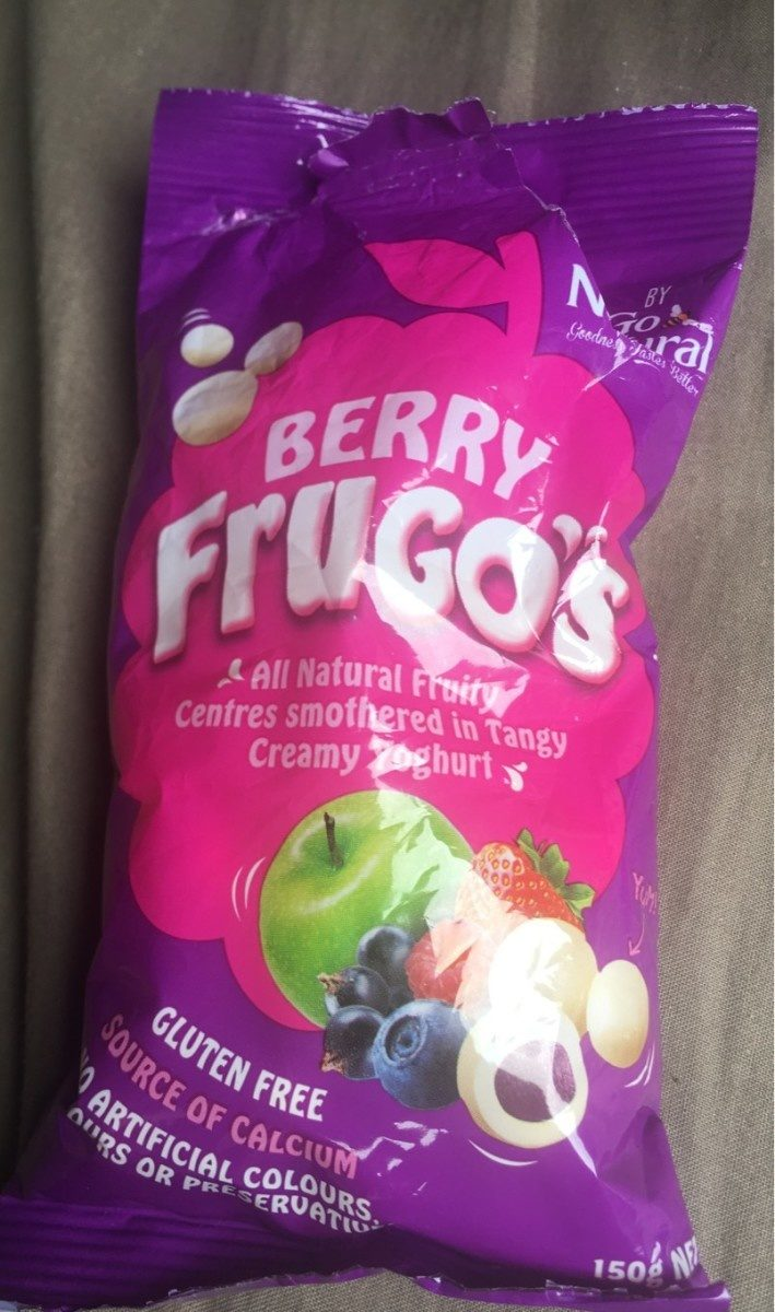 Berry Frugo's - Product