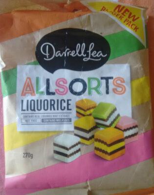 Liquorice Allsorts - Product - en