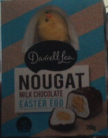 Nougat Milk Chocolate Easter Egg - Product - en