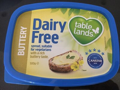 Dairy Free spread - Product - en