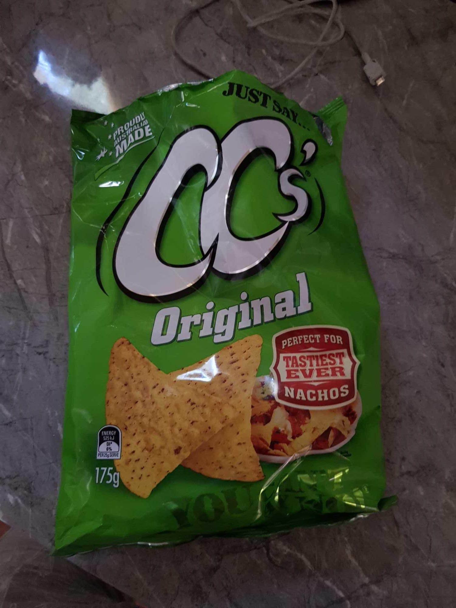 Cc's original - Product